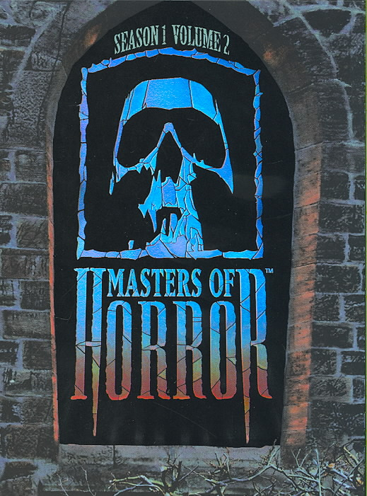 MASTERS OF HORROR:SEASON ONE BOX S V (DVD)